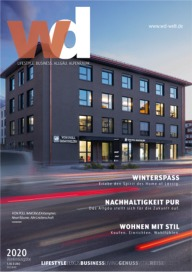 wd-magazin Winter 2020